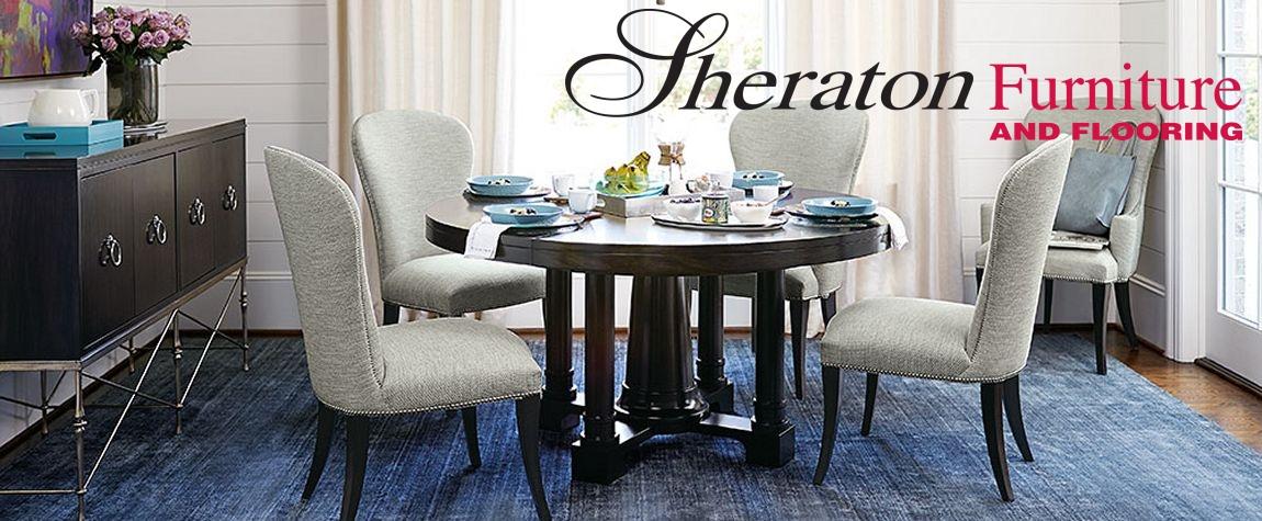 Dining Rooms at Sheraton